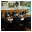 The visit of SZIU delegation to Ural State Agrarian University, Russia (source: urgau.ru)