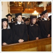 Double graduation ceremony at the Faculty of Applied Arts and Education