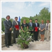 Delegation from Northeast University, Shenyang, China