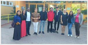 Intercultural Meeting Roadshow continues…