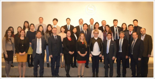 Program on higher education in South Korea and Japan
