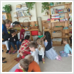 Celebrating the Earth's Day in a kindergarten